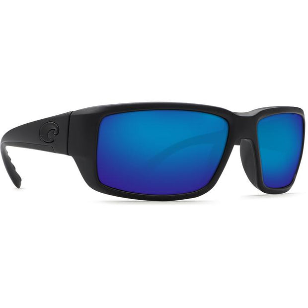 "Costa ""Fantail"" Polarized Sunglasses-SUNGLASSES-BLACKOUT (01)-BLUE 580G-Kevin's Fine Outdoor Gear & Apparel"