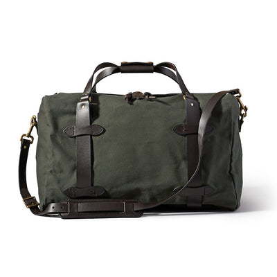 Filson Medium Duffle Bag-LUGGAGE-OTTER GREEN-Kevin's Fine Outdoor Gear & Apparel