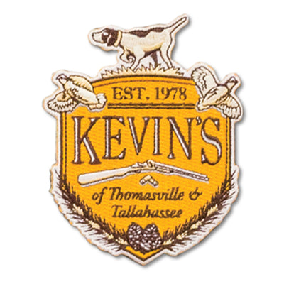 Kevin's Crest Patch