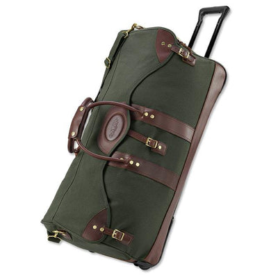 Orvis Classic Duffle On Wheels