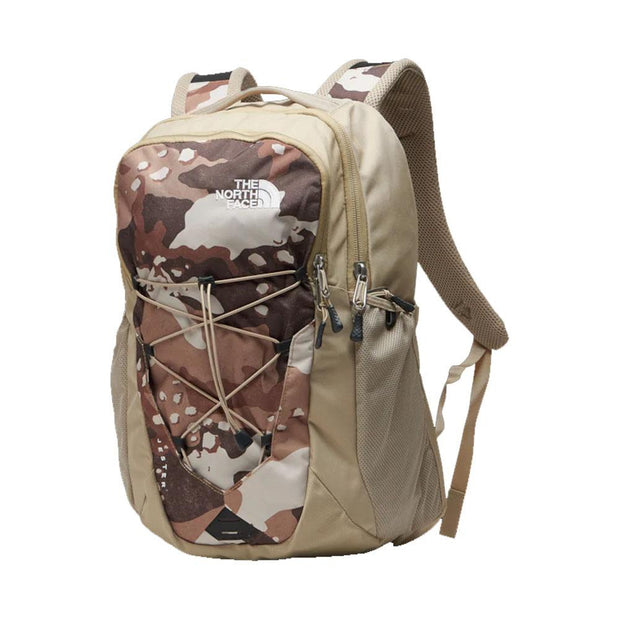 The North Face Jester BackPack-LUGGAGE-THE NORTH FACE-TAN/CAMO-Kevin's Fine Outdoor Gear & Apparel