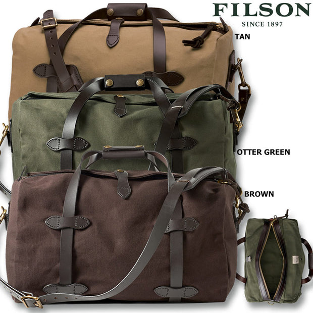 Filson Small Duffle Bag-LUGGAGE-FILSON-Kevin's Fine Outdoor Gear & Apparel