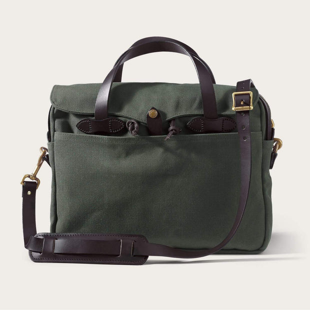 Filson Original Briefcase-LUGGAGE-FILSON-OTTER GREEN-Kevin's Fine Outdoor Gear & Apparel