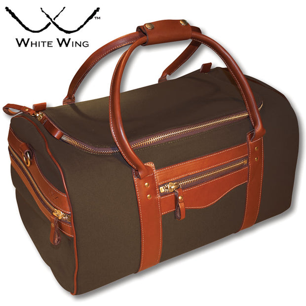 White Wing Medium Duffle