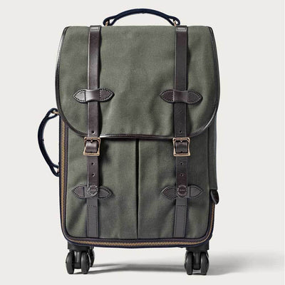 Filson Rolling 4-Wheel Carry-On