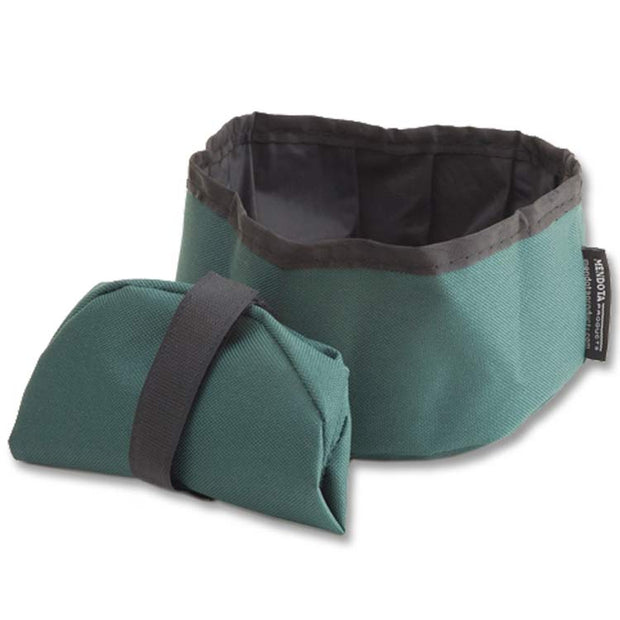 Mendota Collapsible Bowl/Dish-green'