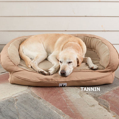 Memory Foam Headrest Dog Bed