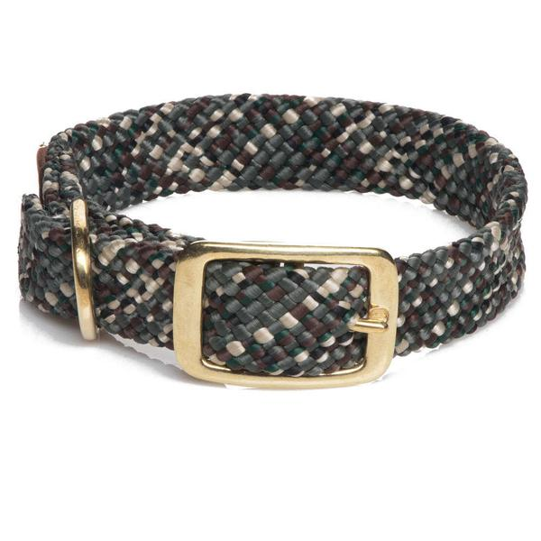 "Mendota Double Braid Collar-PET SUPPLY-Mendota Products Inc.-CAMO-18""-Kevin's Fine Outdoor Gear & Apparel"