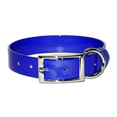"Sunglo Dog Collar - 1""-PET SUPPLY-Blue-19""-Kevin's Fine Outdoor Gear & Apparel"