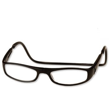 CliC Eyewear Euro Readers for Ladies - Black
