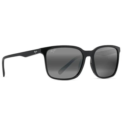 "Maui Jim ""Wild Coast"" Polarized Sunglasses-SUNGLASSES-Midnight Black-Neutral Grey-Kevin's Fine Outdoor Gear & Apparel"