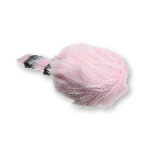 Pink Davy Crockett Hat