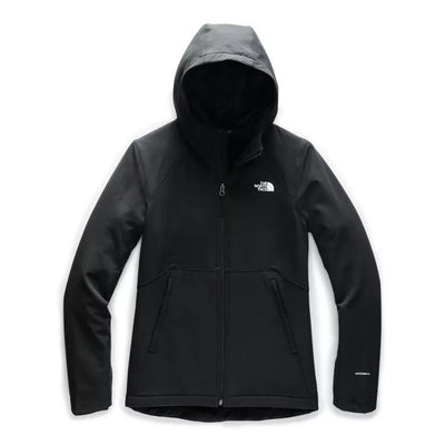 The North Face Women's Shelbe Rachel Hoodie-WOMENS CLOTHING-THE NORTH FACE-TNF BLACK-L-Kevin's Fine Outdoor Gear & Apparel