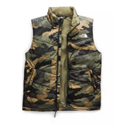 The North Face Men's Junction Insulated Vest-MENS CLOTHING-THE NORTH FACE-OLIVE/WAX/CAMO-L-Kevin's Fine Outdoor Gear & Apparel