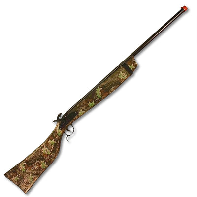 Camo Double Barrel Shotgun Toy