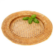 Wicker Tableware - Charger-HOME/GIFTWARE-OPEN WEAVE-Kevin's Fine Outdoor Gear & Apparel