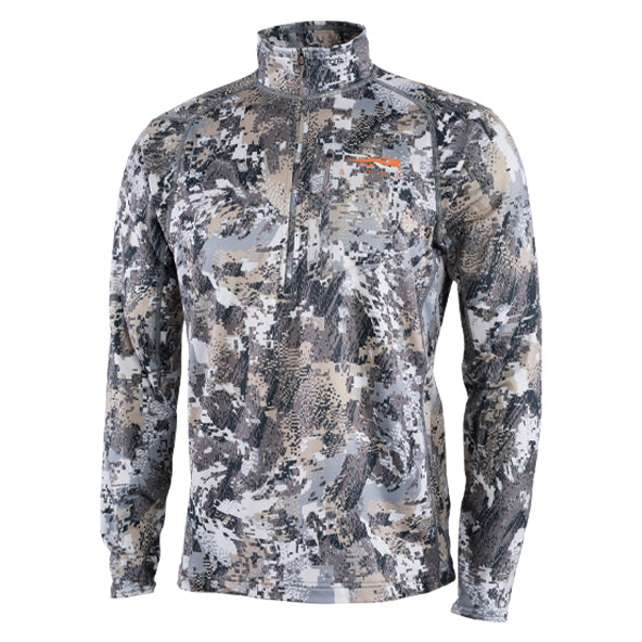 Sitka Core Midweight Zip-T-MENS CLOTHING-Elevated II-M-Kevin's Fine Outdoor Gear & Apparel
