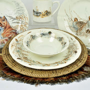 Sologne Game China - Dinner Plate