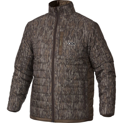 Drake Waterfowl MST Synthetic Down Packable Jacket-HUNTING/OUTDOORS-S-Bottomland-Kevin's Fine Outdoor Gear & Apparel