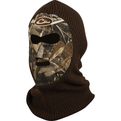 Drake LST Fleece Lined Face Mask-HUNTING/OUTDOORS-Max 5-Kevin's Fine Outdoor Gear & Apparel