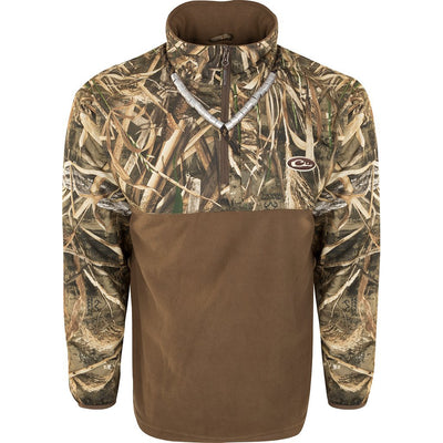 Drake Waterfowl 1/4 Zip Eqwader Jacket-HUNTING/OUTDOORS-MAX-5-2XL-Kevin's Fine Outdoor Gear & Apparel