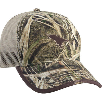 Drake Mesh Back Flying Duck Cap