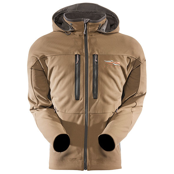 Sitka Jetstream Jacket-MENS CLOTHING-Dirt-L-Kevin's Fine Outdoor Gear & Apparel