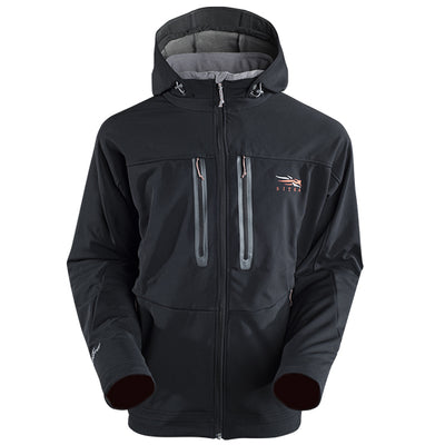 Sitka Jetstream Jacket-MENS CLOTHING-Black-M-Kevin's Fine Outdoor Gear & Apparel