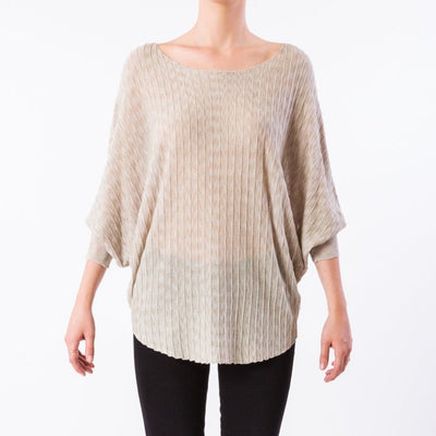 "Kerisma Ryu ""Row"" Solid Top-WOMENS CLOTHING-Beige-SM-Kevin's Fine Outdoor Gear & Apparel"