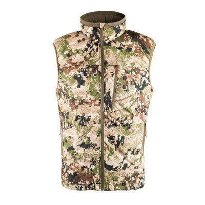 Sitka Kelvin Lite Vest-CAMO CLOTHING-Kevin's Fine Outdoor Gear & Apparel