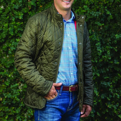 Barbour Men's Flyweight Chelsea Quilt-MENS CLOTHING-Kevin's Fine Outdoor Gear & Apparel