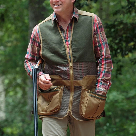 Filson Men's Lightweight Shooting Vest