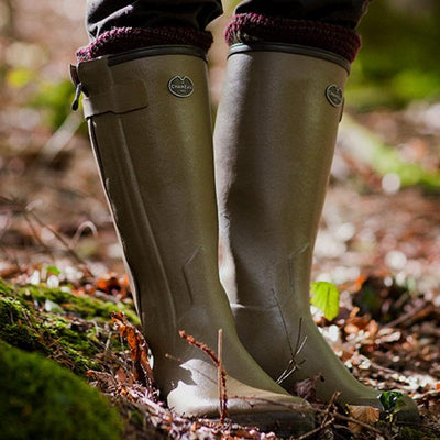 Le Chameau Ladies Chasseur Boot-FOOTWEAR-Kevin's Fine Outdoor Gear & Apparel