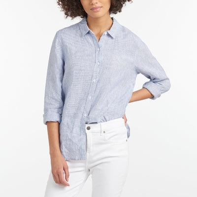 Barbour Women's Marine Shirt-WOMENS CLOTHING-Kevin's Fine Outdoor Gear & Apparel