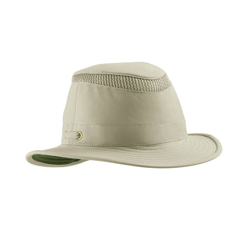 Tilley AIRFLO Hat (Medium Down-Sloping Brim)-MENS CLOTHING-KHAKI-6 7/8-Kevin's Fine Outdoor Gear & Apparel