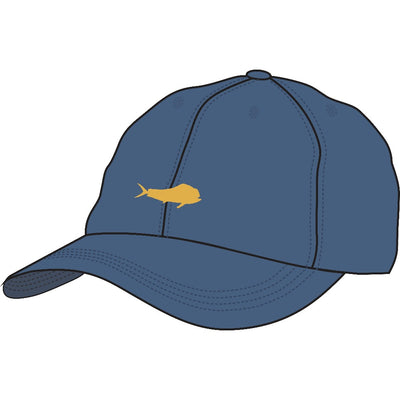 Aftco Shorty Hat-Men's Accessories-Navy-Kevin's Fine Outdoor Gear & Apparel
