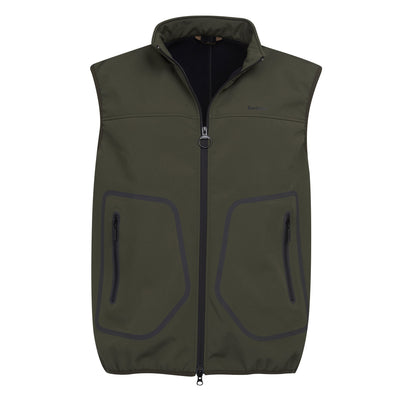 Barbour Livingstone Fleece Gilet Jacket