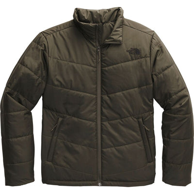 The North Face Junction Insulated Jacket-MENS CLOTHING-New Taupe Green-S-Kevin's Fine Outdoor Gear & Apparel