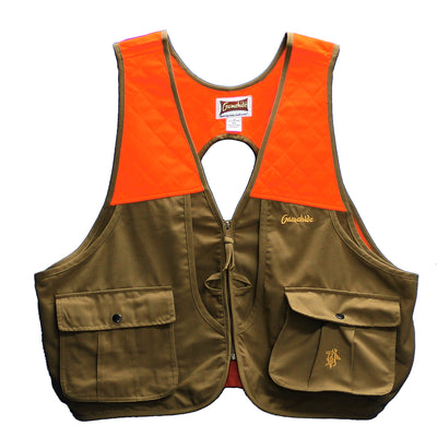 Gamehide Gamebird Ultra Light Upland Vest-HUNTING/OUTDOORS-Kevin's Fine Outdoor Gear & Apparel