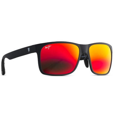 "Maui Jim ""Red Sands"" Polarized Sunglasses-SUNGLASSES-Manchester United Black-Hawaii Lava-Kevin's Fine Outdoor Gear & Apparel"