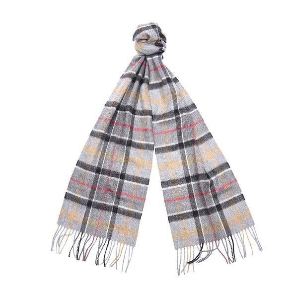Barbour Merino Cashmere Tartan Scarf-WOMENS CLOTHING-MODERN-Kevin's Fine Outdoor Gear & Apparel
