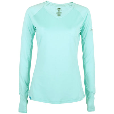 Aftco Women's Nexus Performance Shirt-WOMENS CLOTHING-Kevin's Fine Outdoor Gear & Apparel