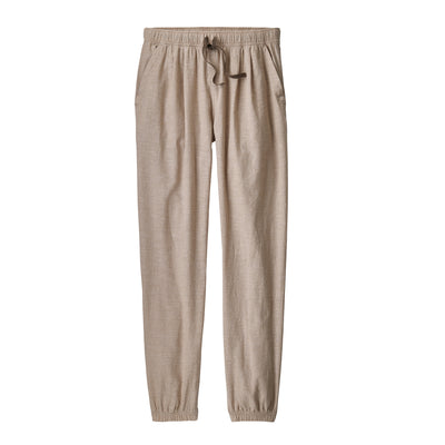 Patagonia Ladies Island Hemp Beach Pant-WOMENS CLOTHING-PATAGONIA, INC.-Dark Pelican-XS-Kevin's Fine Outdoor Gear & Apparel