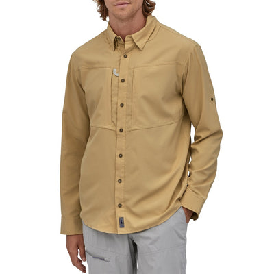 Patagonia Men's Sol Patrol II Long Sleeve Shirt-MENS CLOTHING-Kevin's Fine Outdoor Gear & Apparel