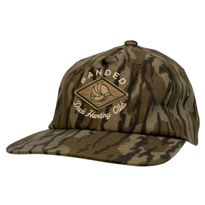 Banded Legacy Club 5-Panel Cap-MENS CLOTHING-Kevin's Fine Outdoor Gear & Apparel