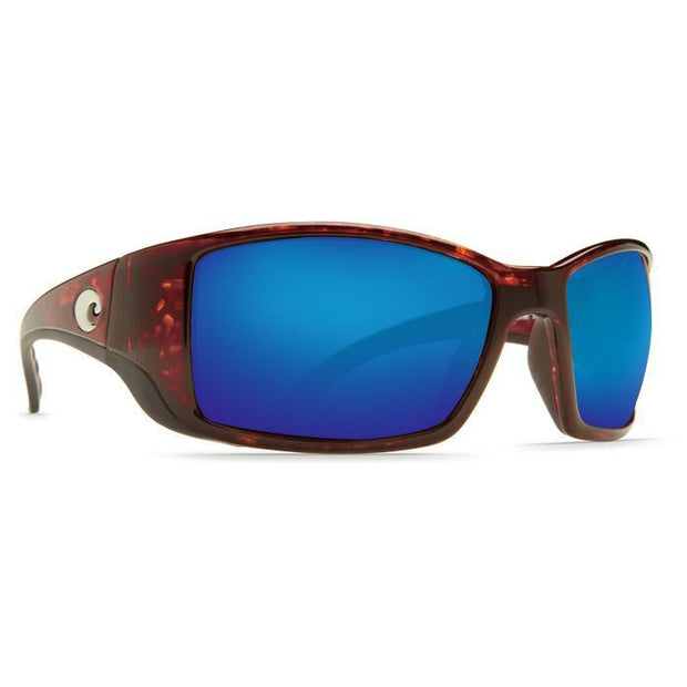 "Costa Del Mar ""Blackfin"" Polarized Sunglasses-SUNGLASSES-TORTOISE (10)-BLUE 580P-Kevin's Fine Outdoor Gear & Apparel"
