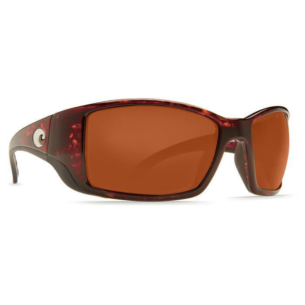 "Costa Del Mar ""Blackfin"" Polarized Sunglasses-SUNGLASSES-TORTOISE (10)-COPPER 580G-Kevin's Fine Outdoor Gear & Apparel"