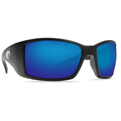 "Costa Del Mar ""Blackfin"" Polarized Sunglasses-SUNGLASSES-BLACK (11)-BLUE 580P-Kevin's Fine Outdoor Gear & Apparel"