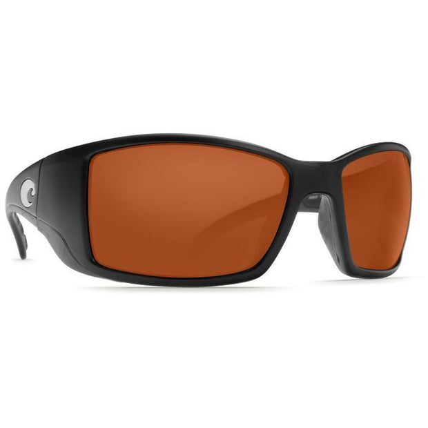 "Costa Del Mar ""Blackfin"" Polarized Sunglasses-SUNGLASSES-BLACK (11)-COPPER 580G-Kevin's Fine Outdoor Gear & Apparel"