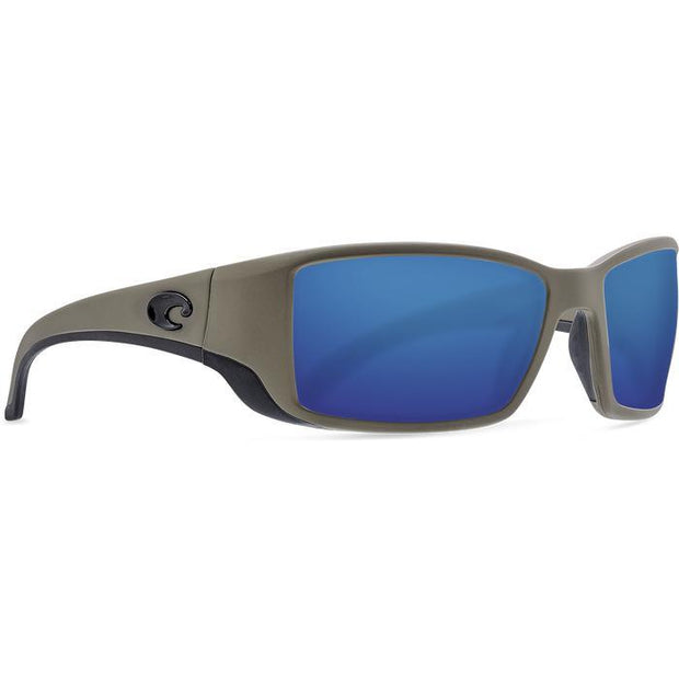 "Costa Del Mar ""Blackfin"" Polarized Sunglasses-SUNGLASSES-MOSS (198)-BLUE MIRROR 580-Kevin's Fine Outdoor Gear & Apparel"
